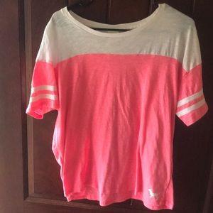 Women's Victoria Secret Pink T-Shirt